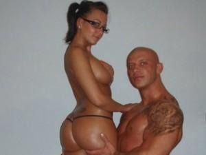 Paar beim Fick im Sexchat